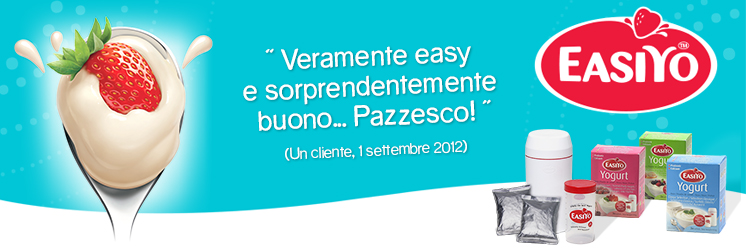 Easiyo cucina marchi qvc italia - Qvc marchi cucina ...