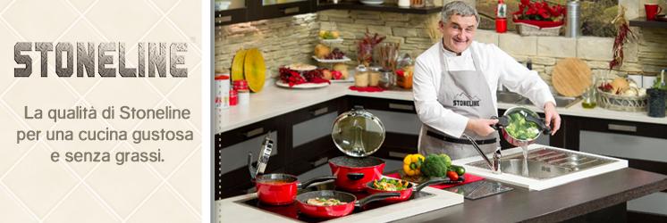 Stoneline cucina marchi qvc italia - Qvc marchi cucina ...